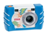 Fisher Price Kids Tough Digitalkamera Schlank Blau (W1459) - 1