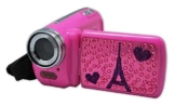 Madcow Entertainment Paris Strass Videokamera (5 Megapixel) - 1