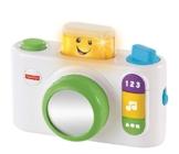 Mattel Fisher-Price CDL15 - Lernspaß klick und lern Kamera, weiß - 1