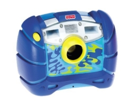 Mattel - Fisher Price M8071 - Wasserdichte Digitalkamera, blau - 1