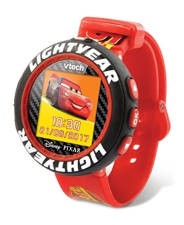 VTech - 507205 - Cars 3 - Kidizoom Cam Watch - 1