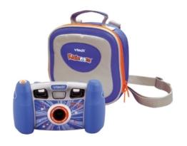 Vtech 80-107014 - Kidizoom Pro Digitalkamera blau inklusiv Tragetasche - 1