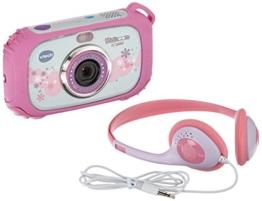 VTech 80-145054 - Kidizoom Touch Digitalkamera, pink - 1