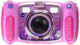 VTech 80-170894 - Kidizoom Duo mit Tragetasche, Digitalkamera, pink - 1