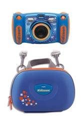 VTech 80-507114 Kinderkamera mit Tasche - 1