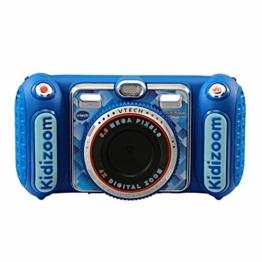 Vtech Kidizoom Duo DX, Kinderkamera, blau - 1
