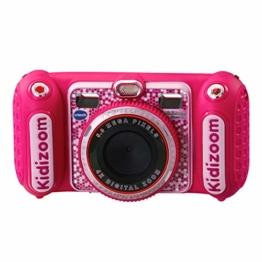Vtech Kidizoom Duo DX Kinderkamera, pink - 1