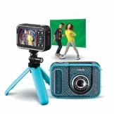 VTech Kidizoom Video Studio HD, multifunktionale HD-Kamera, spezielle Effekte, Trucages – französische Version - 1